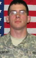 Army Spc. Gerald R. Jenkins
