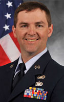 Air Force Master Sgt. Gregory T. Kuhse