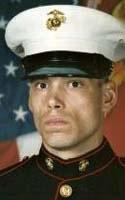 Marine Cpl. Michael W. Ouellette