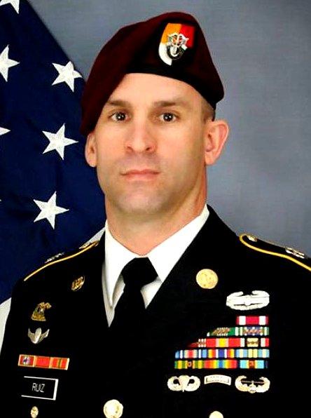 Army Sgt. 1st Class Pablo A. Ruiz