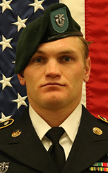 Army Staff Sgt Aaron R. Butler