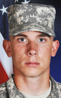 Army Pvt. Aaron S. Toppen