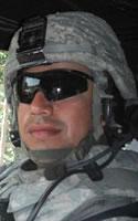Army Staff Sgt. Omar  Aceves