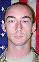 Army Spc. Adam J. Patton