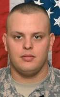 Army Spc. Adrian G. Mills