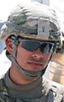 Army Sgt. Amaru  Aguilar