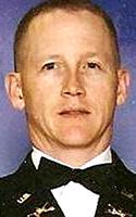 Army Maj. Alan R. Johnson