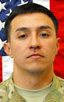 Army 1st Lt. Alejo R. Thompson