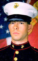 Marine Sgt. Jason G. Amores