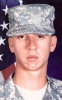 Army Cpl. Michael J. Anaya