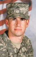 Army Pfc. Andrew J. Shields