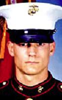 Marine Lance Cpl. Andrew G. Matus