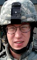 Army Pfc. Andrew H. Nelson