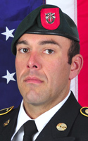Army Sgt. 1st Class Andrew T. Weathers