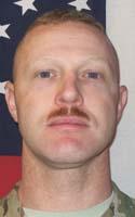 Army Sgt. 1st Class Barett W. McNabb