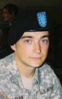 Army Pfc. Joseph R. Berlin Jr.