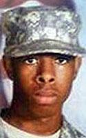 Army Pfc. Tramaine J. Billingsley
