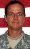 Army Sgt. Tracy Renee Birkman