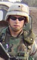 Army Sgt. Benjamin W. Biskie