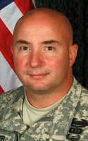 Army 1st Sgt. John D. Blair