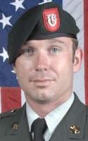Army Sgt. 1st Class Bradley S. Bohle