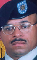 Army Staff Sgt. Elvis  Bourdon
