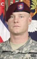 Army Staff Sgt. Clayton P. Bowen