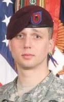Army 1st Lt. Brian N. Bradshaw
