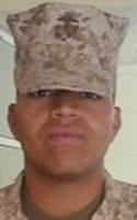 Marine Lance Cpl. Randy R. Braggs