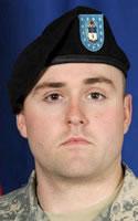 Army Spc. Brandon S. Mullins