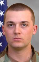 Army Spc. Brandon L. Stout
