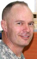 Army Col. Brian D. Allgood