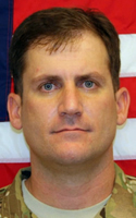 Army Chief Warrant Officer 3 Brian D. Hornsby