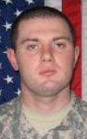 Army Pfc. Brice M. Scott
