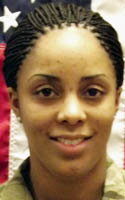 Army Spc. Brittany B. Gordon