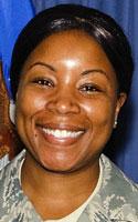 Air Force Master Sgt. Tara R. Brown