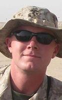 Marine Lance Cpl. Budd M. Cote