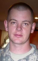 Army Spc. Donald A. Burkett
