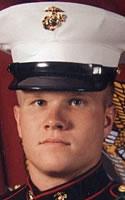 Marine Cpl. Justin J. Cain