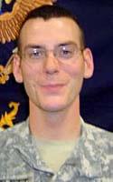 Army Spc. Matthew R. Catlett