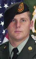 Army Staff Sgt. Rusty H. Christian