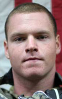 Army Pfc. Christopher A. Horns