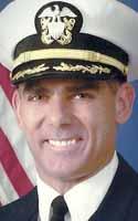 Navy Cmdr. Christopher E. Kalafut