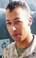 Marine Lance Cpl. Christopher P.J. Levy