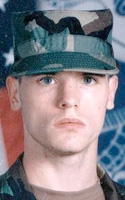 Army Pfc. Christopher L. Marion