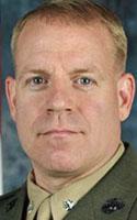 Marine Lt. Col. Christopher K. Raible