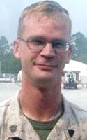 Marine Sgt. Christopher M. Wrinkle