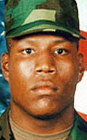 Army Sgt. 1st Class Clarence D. McSwain