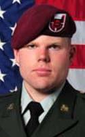 Army Pfc. Ryane G. Clark