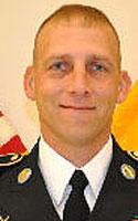 Army Sgt. 1st Class Clifford E. Beattie